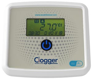Clogger Sıcaklık ve Nem Ölçer Fiziki Kurulumu