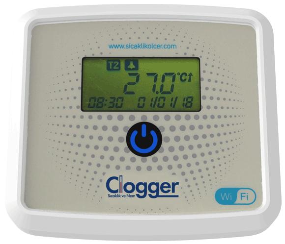 Clogger Sıcaklık ve Nem