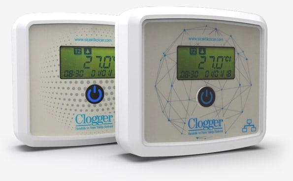 Clogger Eczane Sıcaklık ve Nem Takip Sistemi